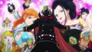 One Piece Season 21 :Episode 925  Dashing! The Righteous O-Soba Mask!