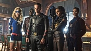 DC's Legends of Tomorrow Season 2 : The Justice Society of America