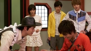 Super Sentai Season 39 :Episode 11  Shinobimaru, Come Back!