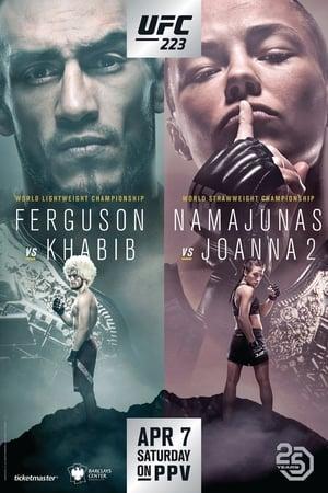 UFC 223: Khabib vs. Iaquinta