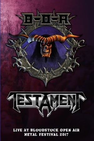 Testament Bloodstock Open Air 2017