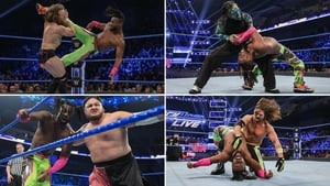 WWE SmackDown Live 21×7