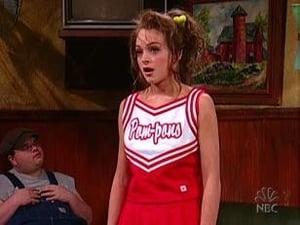 Lindsay Lohan/Coldplay