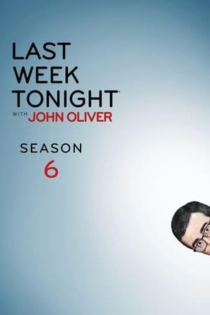 Last Week Tonight with John Oliver: Season 6 Episode 1 s06e01