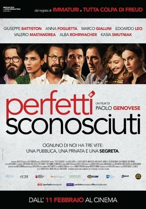 Affiche Perfect Strangers
