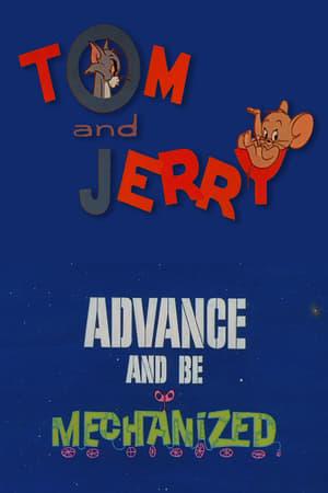 Tom et Jerry au pays des robots