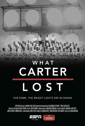 What Carter Lost