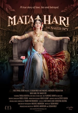 Mata Hari: The Naked Spy
