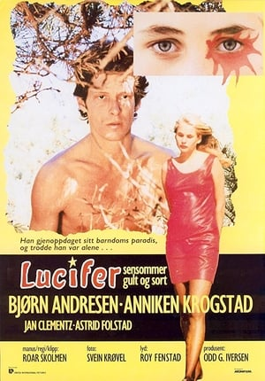 Lucifer Sensommer - gult og sort (1990)