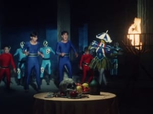 Super Sentai Season 18 :Episode 37  Karakasa Dance Queen!