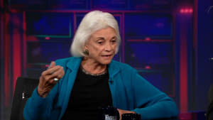The Daily Show with Trevor Noah Season 18 : Sandra Day O'Connor