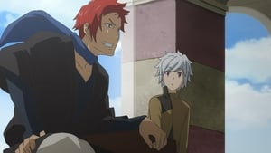 Is It Wrong to Try to Pick Up Girls in a Dungeon? Season 1 : Welf Crozzo: Blacksmith