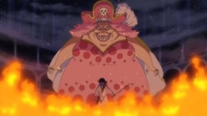 To Reach Sanji! Luffy's Vengeful Hell-bent Dash!