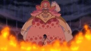 One Piece Season 19 :Episode 820  To Reach Sanji! Luffy's Vengeful Hell-bent Dash!