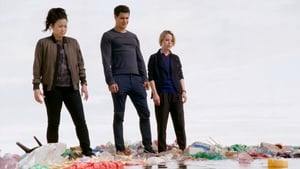 Episodio TV Online Scorpion HD Temporada 4 E9 Llueven buques de guerra!