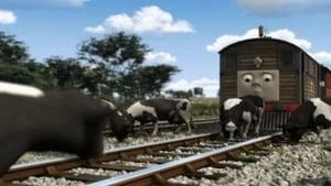 Thomas & Friends Season 13 :Episode 11  Toby's New Whistle