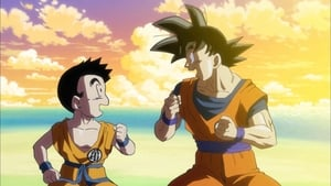Goku and Kuririn — To the Nostalgic Training Place