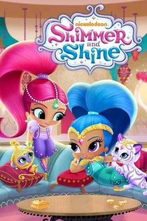 Shimmer and shine - Il volo magico