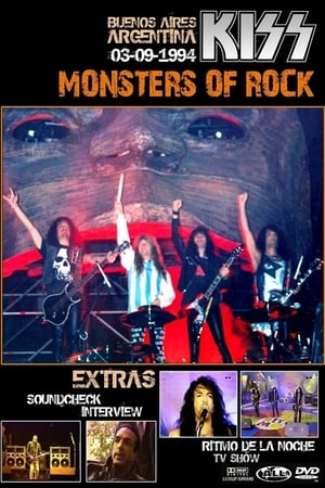 Kiss Monsters Of Rock 1994