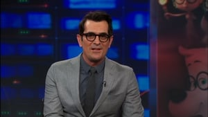 The Daily Show with Trevor Noah Season 19 : Ty Burrell