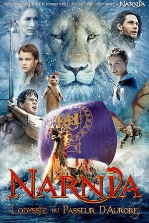Affiche Le Monde de Narnia, chapitre 3 : L'Odyssée du Passeur d'Aurore