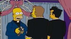 The Simpsons Season 16 :Episode 10  There's Something About Marrying