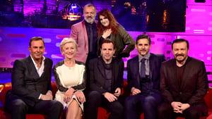 Dame Helen Mirren, Kevin Costner, Ewan McGregor, Ricky Gervais, Eric Bana, Meghan Trainor