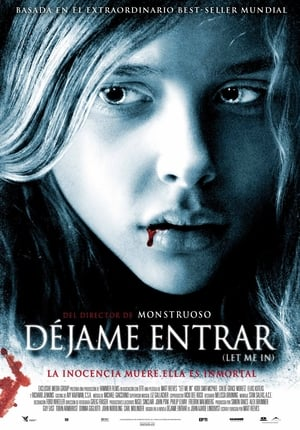 Déjame entrar (Let Me In) (2010)