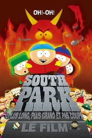Télécharger South Park, le film : Plus long, plus grand et pas coupé ou regarder en streaming Torrent magnet