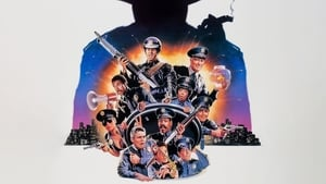 Police Academy 6: City Under Siege (1989) Poster