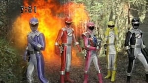 Super Sentai Season 30 :Episode 12  The Pipes Of Hamelin