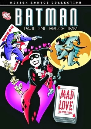 Batman: Mad Love Motion Comic