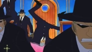 Sanji Breaks In! The Sea Train Battle in the Storm!