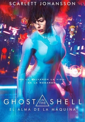 Ghost in the Shell: El alma de la máquina Pelicula torrent