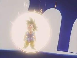Dragon Ball GT Season 1 :Episode 1  The Mysterious Dragon Balls Appear!! Goku Becomes A Child!?