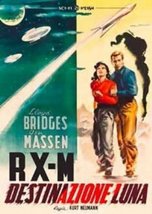 Rocket Ship X-M