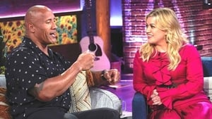 The Kelly Clarkson Show Season 1 : Dwayne Johnson