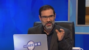 8 Out of 10 Cats Does Countdown Season 18 :Episode 6  Harriet Kemsley, Alan Carr, Catherine Tate, Adam Buxton