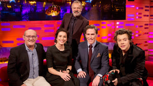 The Graham Norton Show Season 21 :Episode 3  Brendan O'Carroll, Vicky McClure, Rob Brydon, Harry Styles