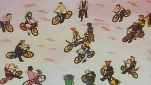 Pokémon Season 1 :Episode 36  The Bridge Bike Gang