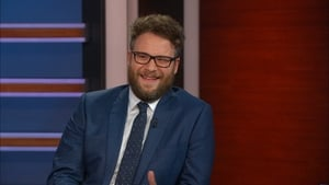 The Daily Show with Trevor Noah Season 21 : Seth Rogen