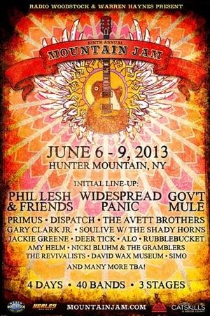 Primus - Mountain Jam Festival (06.09.2013)