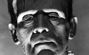 Captura de La Fiancée de Frankenstein