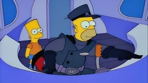 The Simpsons Season 4 : Marge vs. the Monorail