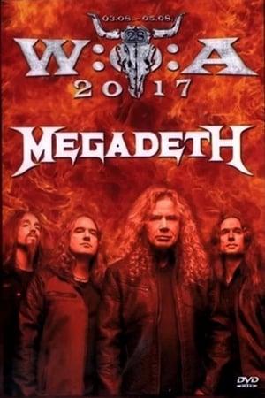 Megadeth: Live at Wacken Open Air 2017