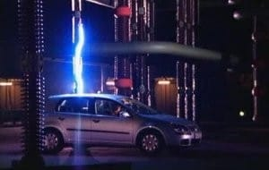Top Gear Season 4 :Episode 5  Hammond Gets Struck by Lightning