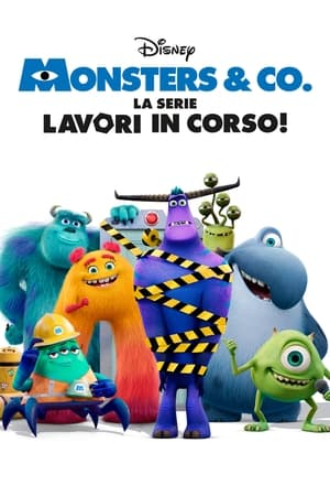 Image Monsters & Co. La serie - Lavori in corso!