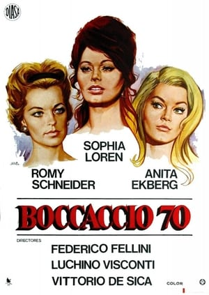 Watch Boccaccio '70 Full Movie
