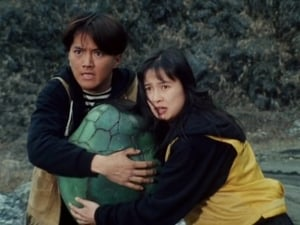 Super Sentai Season 14 :Episode 5  Orphaned Galactic Egg