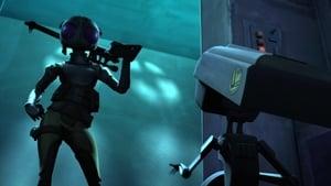 Star Wars: The Clone Wars Season 2 :Episode 1  Holocron Heist